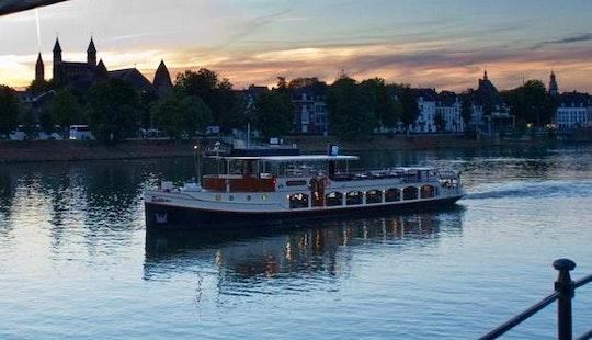 Saturday Night Dinner Cruise In Maastricht