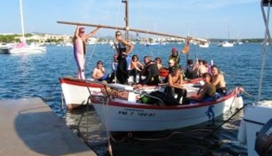 Diving Trips And Courses In Felanitx, Spain