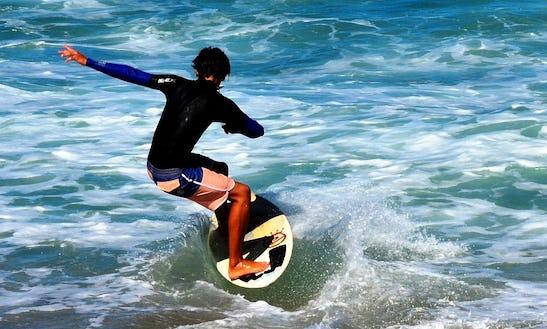 Surfing Tour In Tavuki, Fiji