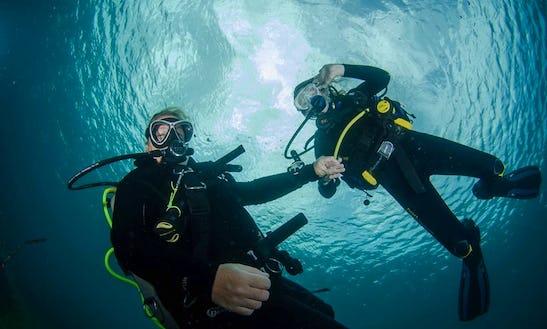 Discover Scuba Diving In Il-mellieħa, Malta