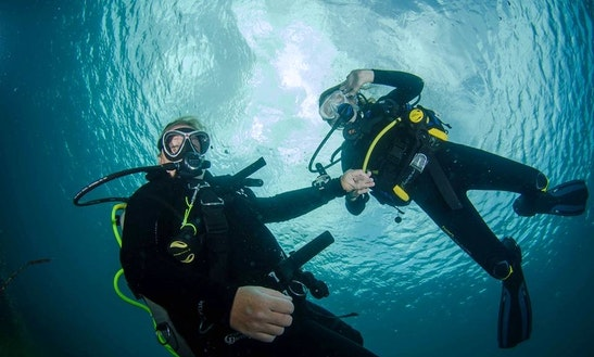 Discover Scuba Diving In Il-mellieħa