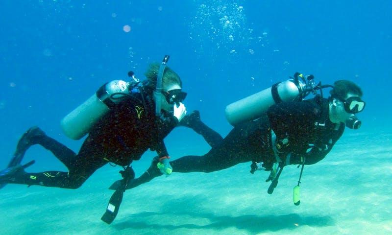 Scuba Diving Trips & Courses in Orosei, Italy
