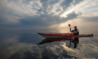Kayak Rental in Skane Ian, Sweden