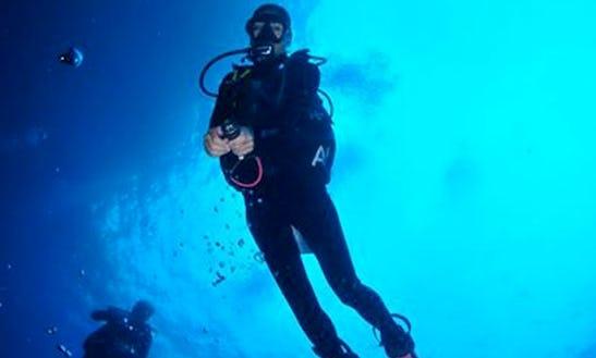 Diving Trips In Pemenang, Indonesia