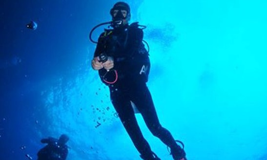 Diving Trips In Pemenang, Indonesia