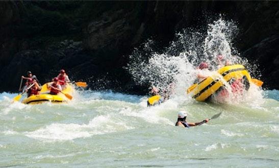 Rafting Trips In Kathmandu, Nepal