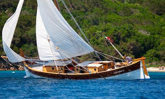 50' Sailing Charter