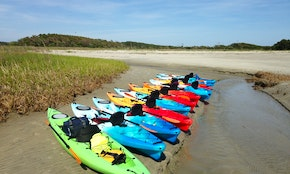 Kayaking North Myrtle Beach Sc The Best Beaches In World