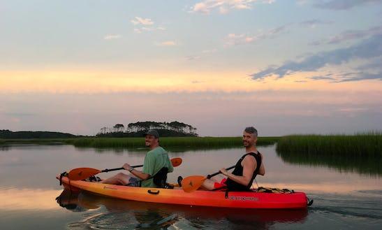 Rent A Premium Tandem Kayaks In North Myrtle Beach, South Carolina