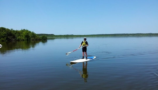 Paddleboard Rental & Courses In Soustons, France