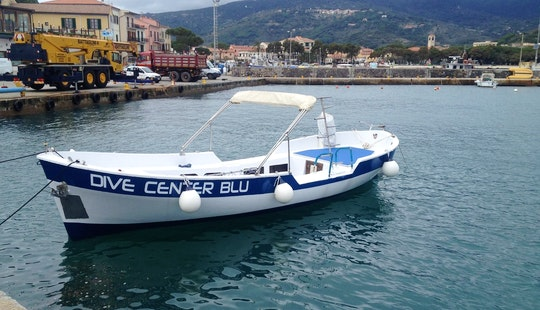 Diving Trips And Courses In Campo Nell'elba, Italy