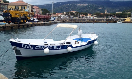 Diving Trips And Courses In Campo Nell'elba
