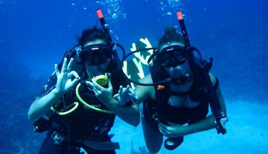 Diving Trips & Courses In Monte Argentario