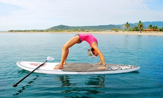 Paddleboard Rental & Lessons In Los Barriles, Mexico
