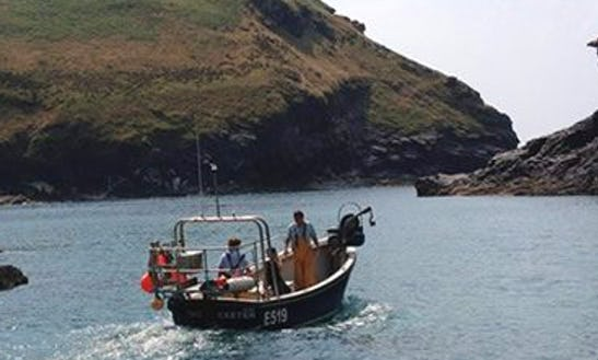 Fishing Trips In Boscastle, United Kingdom