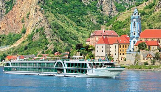 River Cruises In Innsbruck, Austria On 361ft