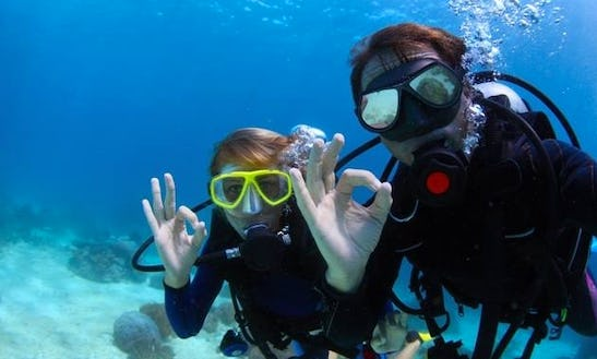 Diving Tour And Coures In Piran, Slovenia