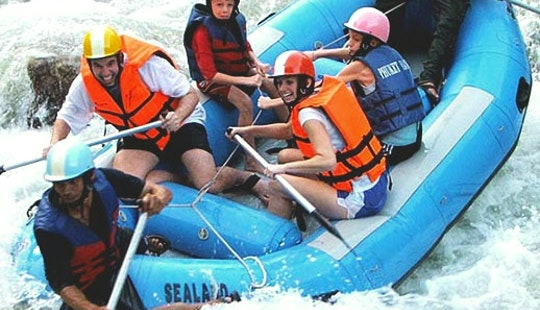 Rafting Trips In Tambon Patong, Thailand