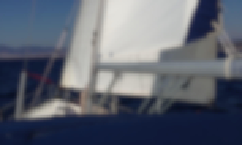 Cruising Monohull Sailing Charter in Ören, Milas, Turkey