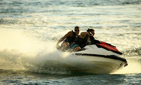 Jet Ski Rental In Sainte-luce, Martinique