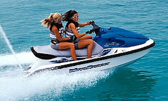 Jet Ski Rental In Port-louis, Guadeloupe