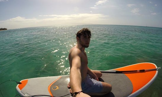 Paddleboard Rental In Port-louis, Guadeloupe