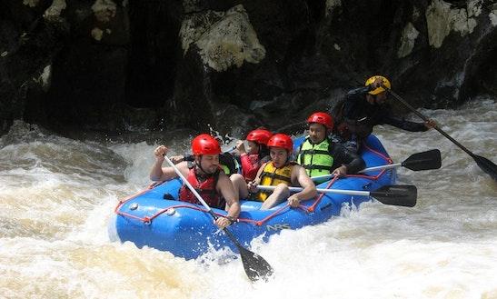 Rafting Trips In Seri Kembangan, Malaysia