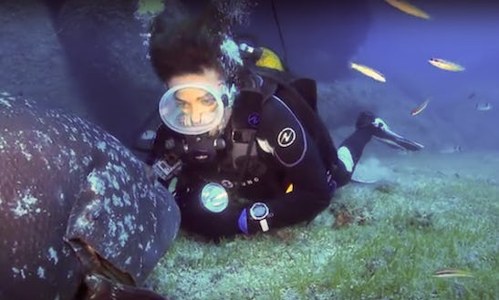 Fun Diving Trips For 5 People In Porto-vecchio, France