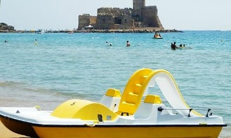 Best Paddle Boat Rental in Isola di Capo Rizzuto, Italy
