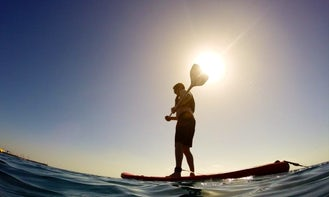 Paddleboard & Surf Rental & Lessons in Arona, Spain