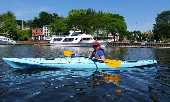Kayak Touring & Lessons In Poughkeepsie, New York
