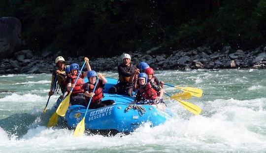 Rafting Trip In Kathmandu, Nepal
