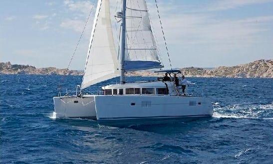Charter The Lagoon 400 S2