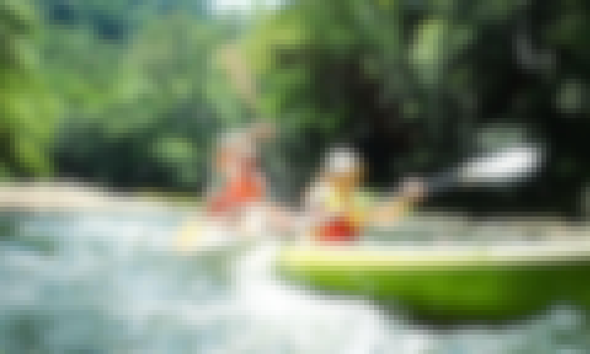 Kayak tour in Kuching, Malaysia