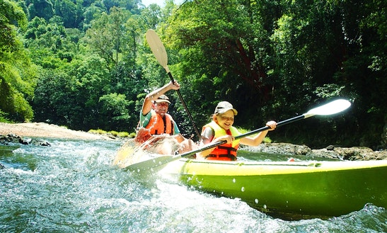 Kayak Tour In Kuching