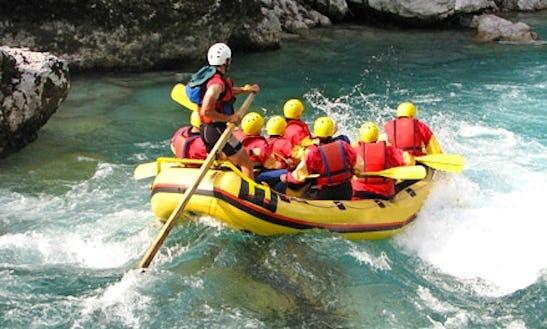 River Rafting In Kotor, Montenegro