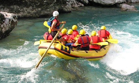 River Rafting In Kotor