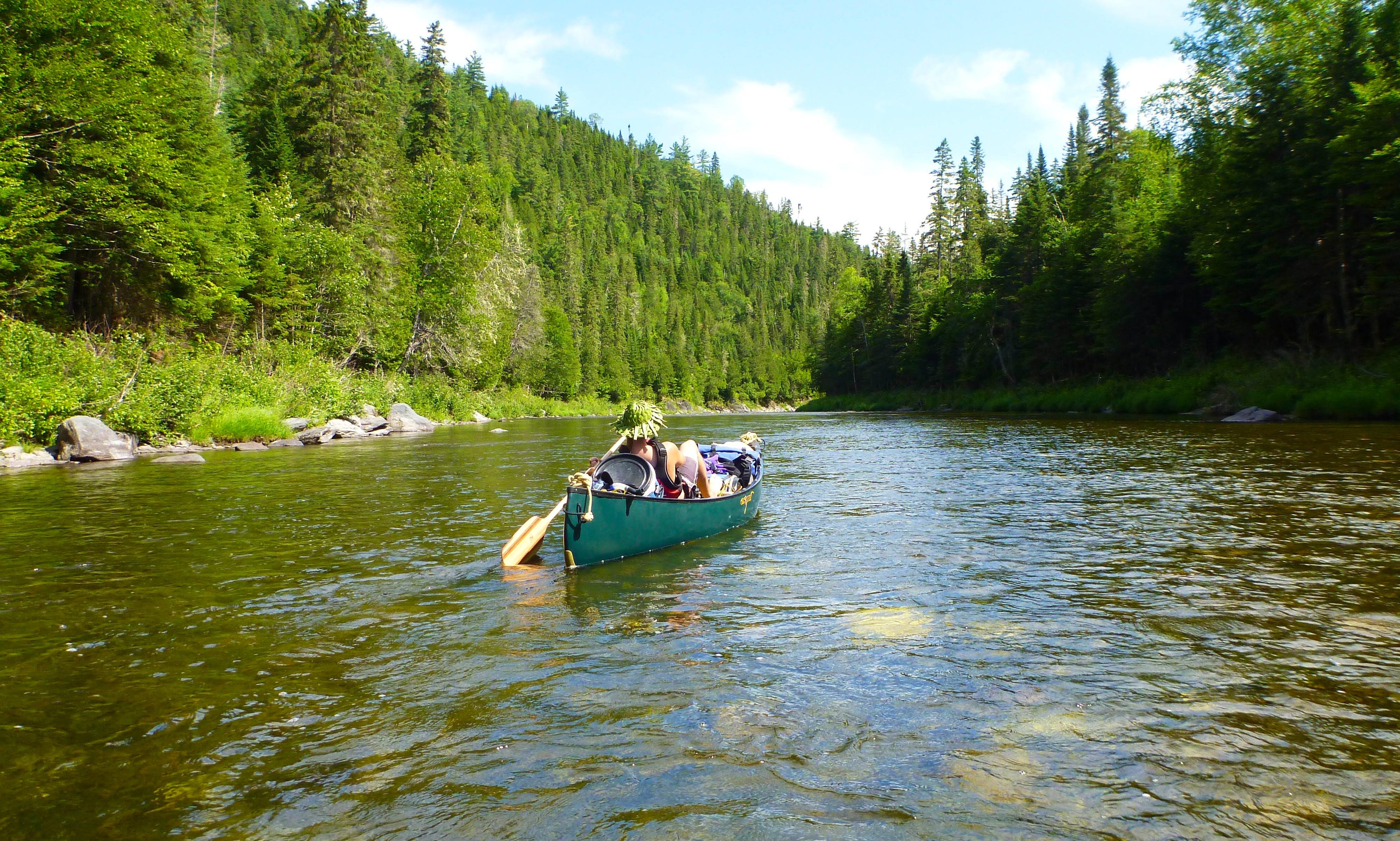 Canoe Rental & Guided Trips in Matapedia, Canada