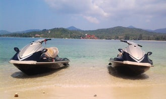 Jet Ski Tour in Ko Samui, Thailand