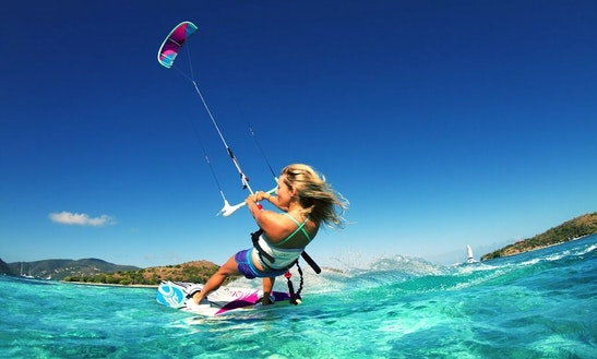 Kitesurfing Lessons In El Cotillo