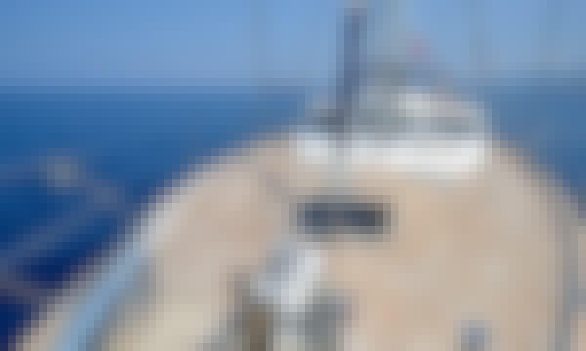"""Sailing Yacht Charter """"Benetti MS 20"""" in Reggio Calabria"""