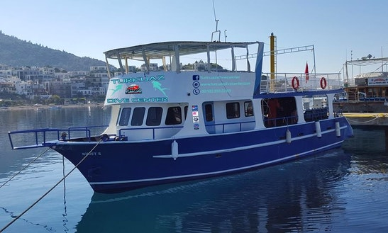 Scuba Diving Trip & Courses In Muğla
