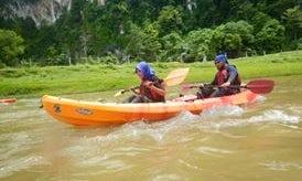 Kayaking Tours in Malaysia