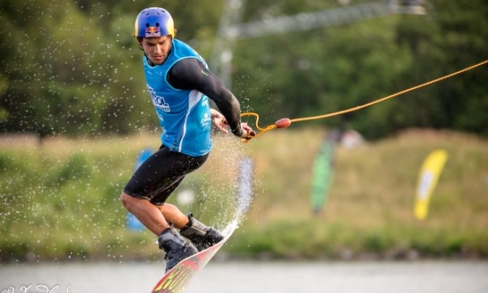 Learn Wakeboarding In Wien