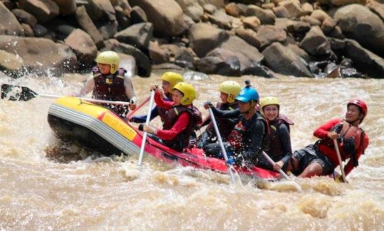 Rafting In Kamunting
