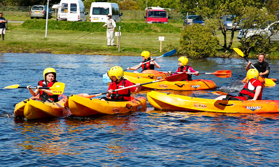 Single Kayaking Rental & Lessons In Common Moor