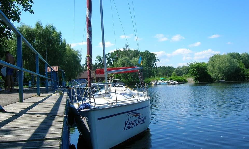Enjoy Cruising in Cherkas'ka, Ukraine