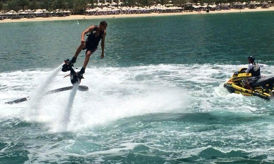 Flyboarding For Rent In Dubai