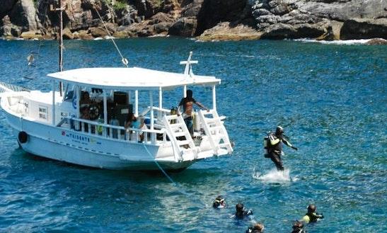 Mergulho - Arraial Do Cabo / Rj