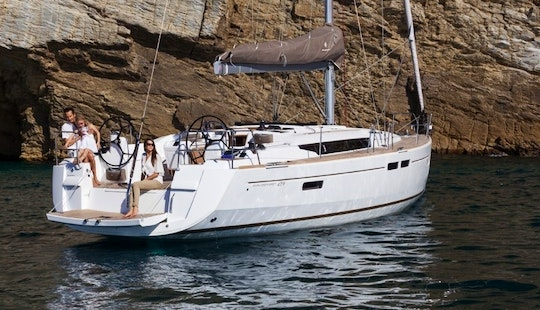 Sun Odyssey 479 Sailing Yacht Charter In Cecina, Italy